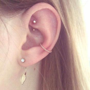Ear Piercing Safety Tips You Need to Know   Tattoos For Women